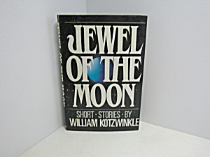 Vintage Book Jewel Of The Moon