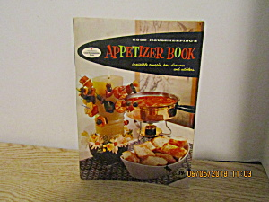 Vintage Good Housekeeping Appetizer Book #1