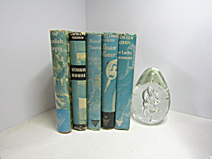 Kathleen Norris Decorative Collectable Book Set 2