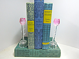 Kathleen Norris Collectable Decorative Book Set 4