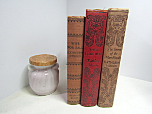 Kathleen Norris  Books Set 5 Collectable Decorative (Image1)