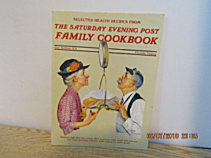 Vintage Saturday Evening Post Family Cookbook 1992