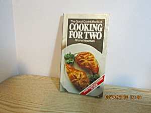 Vintage The Good Cook's Book Cooking For Two