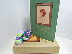 Vintage Set Anne Of Green Gables & Anne Of Avonlea