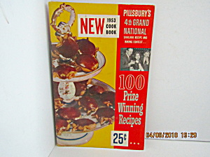 Vintage Booklet Pillsbury 4th Grand National Cook Book