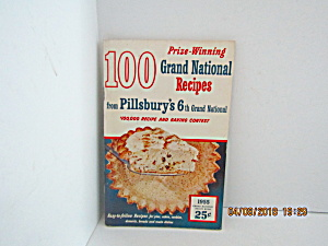 Vintage Booklet Pillsbury 6th Grand National Cook Book