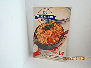 Vintage Booklet Pillsbury 8th Grand National Cook Book