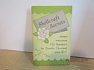 Vintage Booklet Shellcraft Secrets