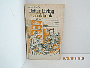 Vintage Booklet Prevention's Better Living Cookbook