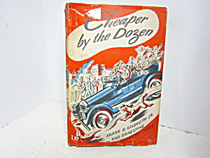 Vintage Story Book Cheaper By The Dozen