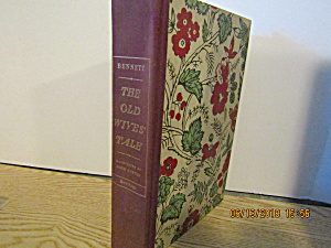 Vintage Book The Old Wives Tales