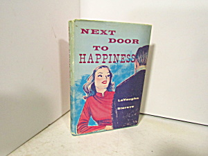 Vintage Romance Book Next Door To Happiness