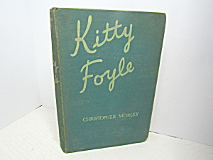 Vintage Romance Book Kitty Foyle