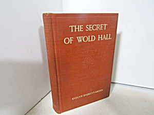 Vintage Rare Book The Secret Of Wold Hall