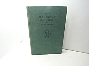 Vintage Rare Book The Shakespeare Story-book