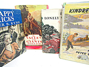 Vintage Book Set By Peter B. Kyne
