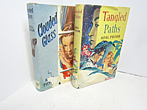Vintage Book Set By Adel Pryor