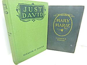 Vintage Book Set By Eleanor H. Porter (Image1)