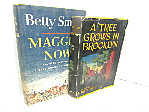 Vintage Book Set By Betty Smith