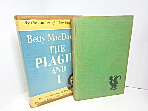 Vintage Book Set By Betty Macdonald