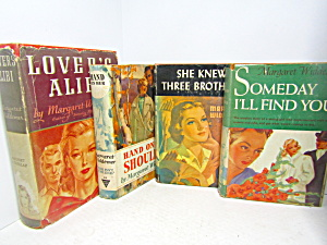 Vintage Book Set By Margaret Widdemer