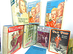 Vintage Book Set Temple Bailey