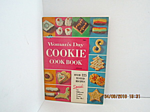 Vintage Booklet Woman's Day Cookie Cookbook