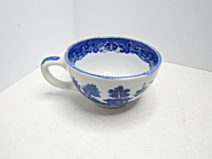 Buffalo China Oriental Blue Willow Coffee/tea Cup