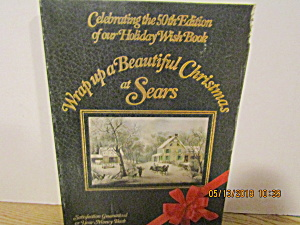 Vintage Sears Catalog Wrap Up A Beautiful Christmas