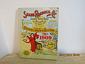 Sears Roebuck & Co. Consumer Guide Fall 1909