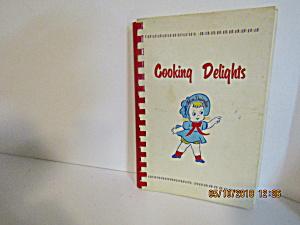 Cooking Delights Dairymen's League Cookbook (Image1)