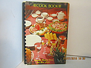 A Book Of Favorite Recipes Throop Fire Department