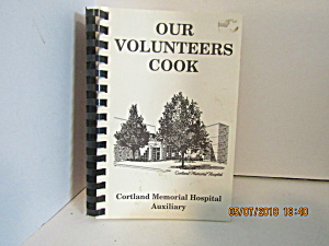 Our Volunteer Cook Cortland Memorial Hospital Auxiliary
