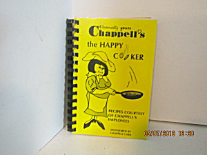 Personally Yours Chappell's The Happy Cooker