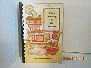 What's Cooking In Our Kitchen Cookbook