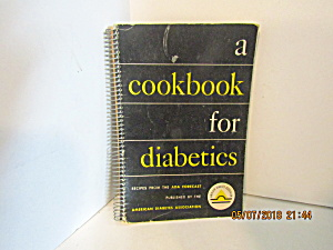 A Cookbook For Diabetics
