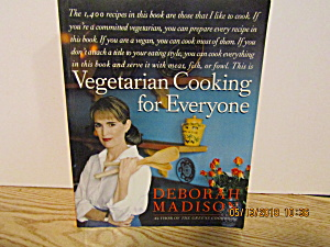 Vintage Vegetarian Cooking For Everyone