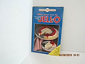 Vintagebooklet There's Always Room For Sugar-free Jello