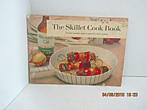 Vintage Booklet The Skillet Cook Book