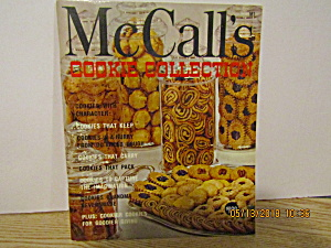 Vintage Cookbook Mccall's Cookie Collection