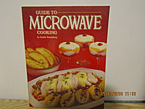 Vintage Magazine Guide To Microwave Cooking