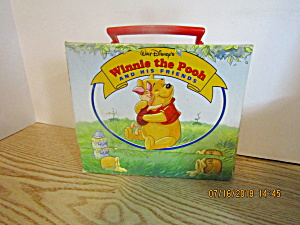 Disney's Four Book Set Winnie The Pooh And Friends