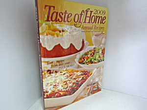 Taste Of Home Annual Recipes 2009