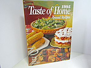 Taste Of Home Annual Recipes 1995