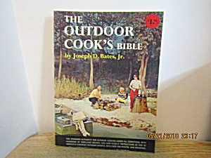 Vintage Cookbook The Outdoor Cook's Bible