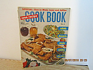 Vintage Book 1000 Recipes CookBook No. 5 (Image1)
