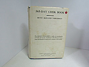 Vintage Cookbook 365-day Cook Book