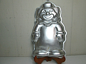 Wilton Vintage Circus Clown Cake Pan
