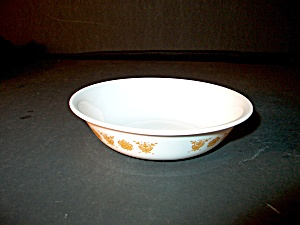 Vintage Corelle Butterfly Gold Fruit/dessert Bowl