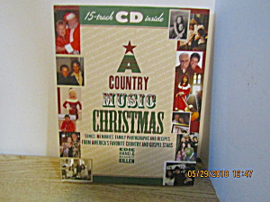 Craft Book Country Music Christmas (Image1)